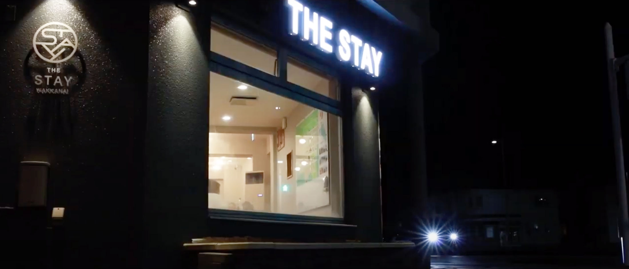 THE STAY